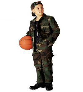 bceaca1a821da Kids Army Clothing - Children's Military Gear | Army Surplus World
